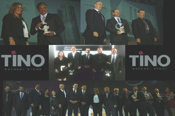 Premios Macael 2015 - Tino Natural Stone