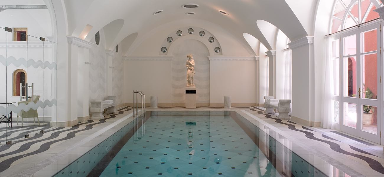 Seven Marble Indoor Pools That Are A Marvel Tino