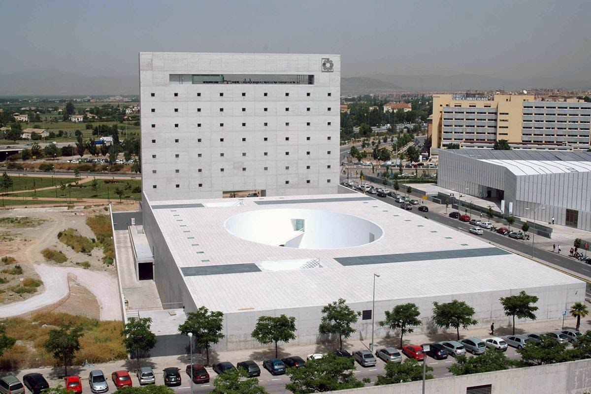 Centro cultural caja granada tino - Caja granada en madrid ...