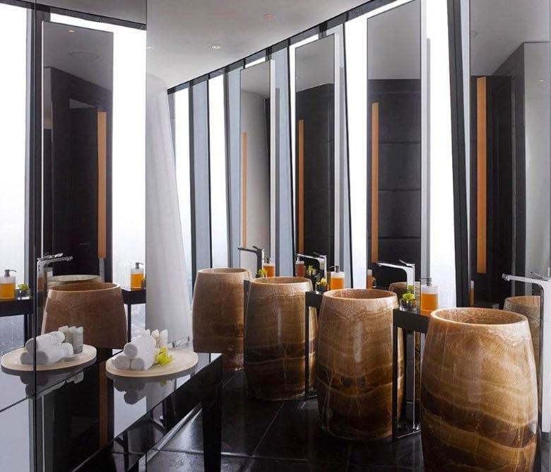 Marble supplier at Guangzhou - Hotel Four Seasons - Proveedor de mármol Guangzhou