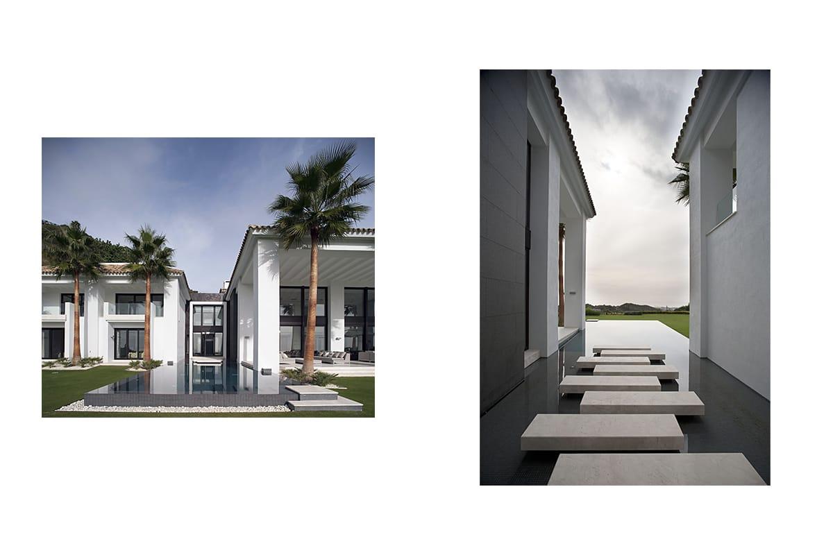 Villa marbella i tino - Tobal arquitectos ...