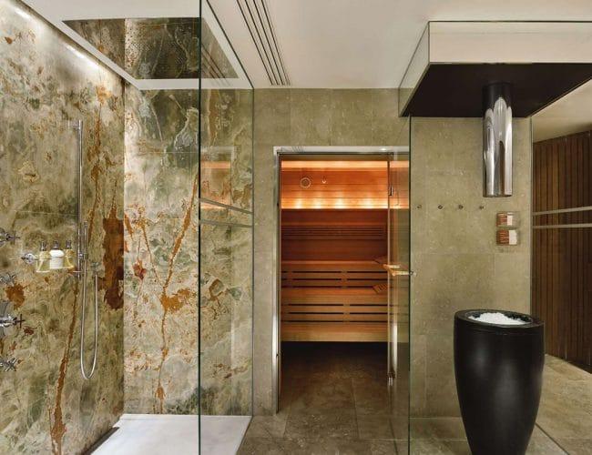 Marble supplier at London - Bvlgari Hotel - Proveedor de mármol en Londres