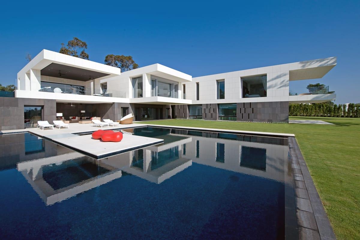 Villa sotogrande tino - Arquitecto sotogrande ...