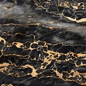 Black marble Portoro - Mármol negro Portoro