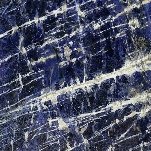 Mármol azul Sodalita Azul - Blue marble Blue Sodalite