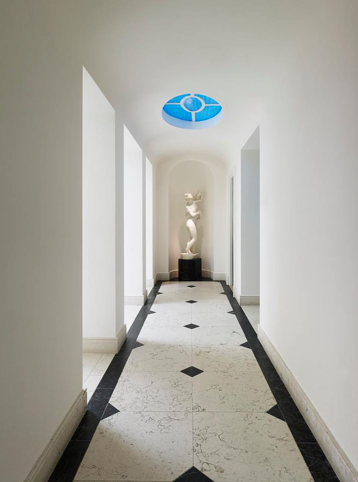 Marble in hospitality sector - Villa Padierna Palace - Mármol en el sector hotelero