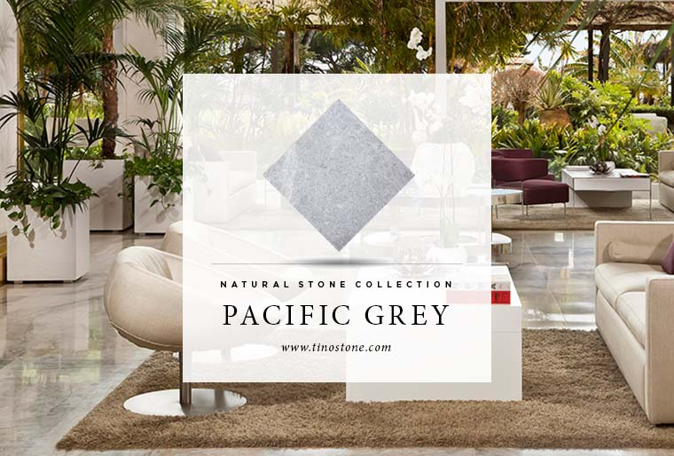 pacific grey natural stone