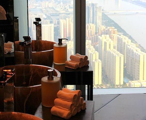 Hotel Four Seasons Guangzhou.