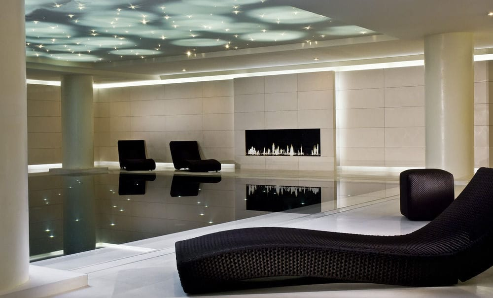 Ritz Carlton moscow SPA Tino Natural Stone