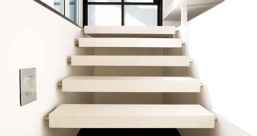 Ordinaire Marble Stairs