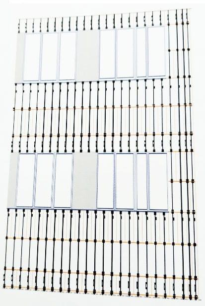 Planos fachada ventilada de pierda natural