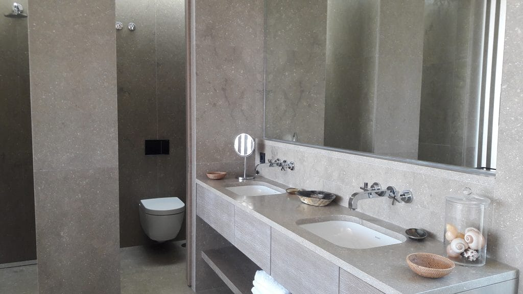 Baño Osris Grey