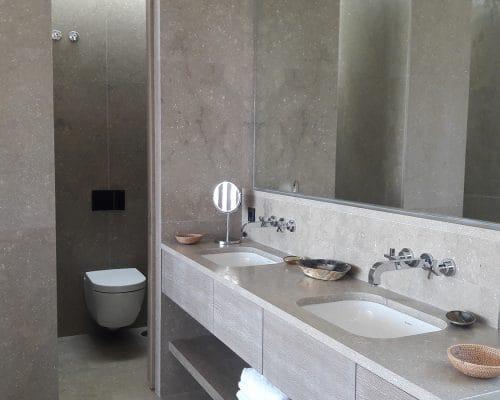 Baño Osris Grey