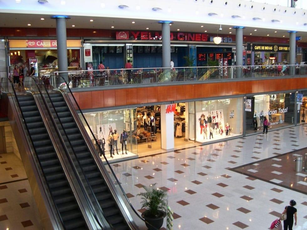 Centro Comercial Gran Plaza Almería