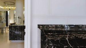 Mármol negro - Black marble