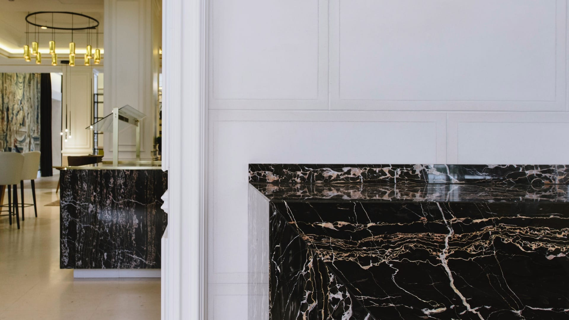 Black Marble | Balck marble architecture and design projects | TINO ...