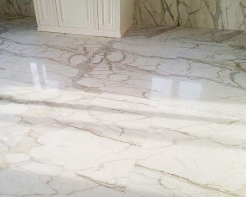 Reparación del mármol dañado - To repair damaged marble