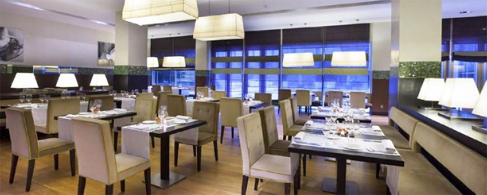 Restaurante NH Obradoiro - Kafe - NH Obradoiro restaurant