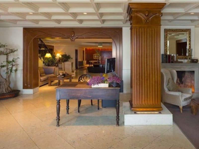Proveedor de mármol en Barcelona - Perlino - Hotel La Florica - Marble supplier in Barcelona