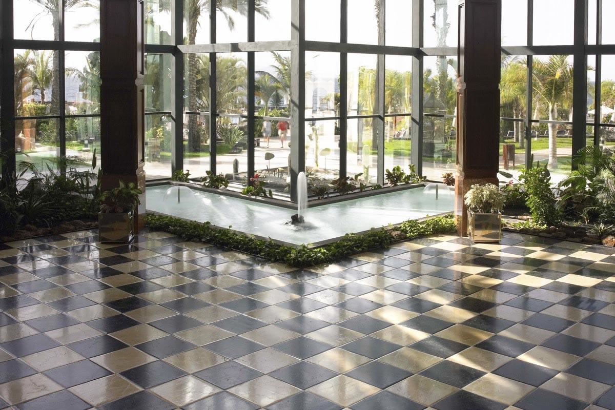 Vestíbulo de mármol - Natura Palace - Marble hall