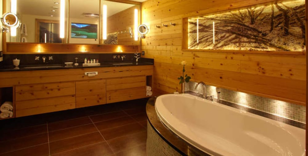 Grand Hotel Kitzbühel - Bathroom - Baño