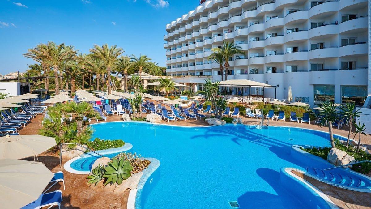 Travertine Classic - Piscina - Pool - Balearic Islands - Hipocampo Playa - Travertino Classico - Islas Baleares