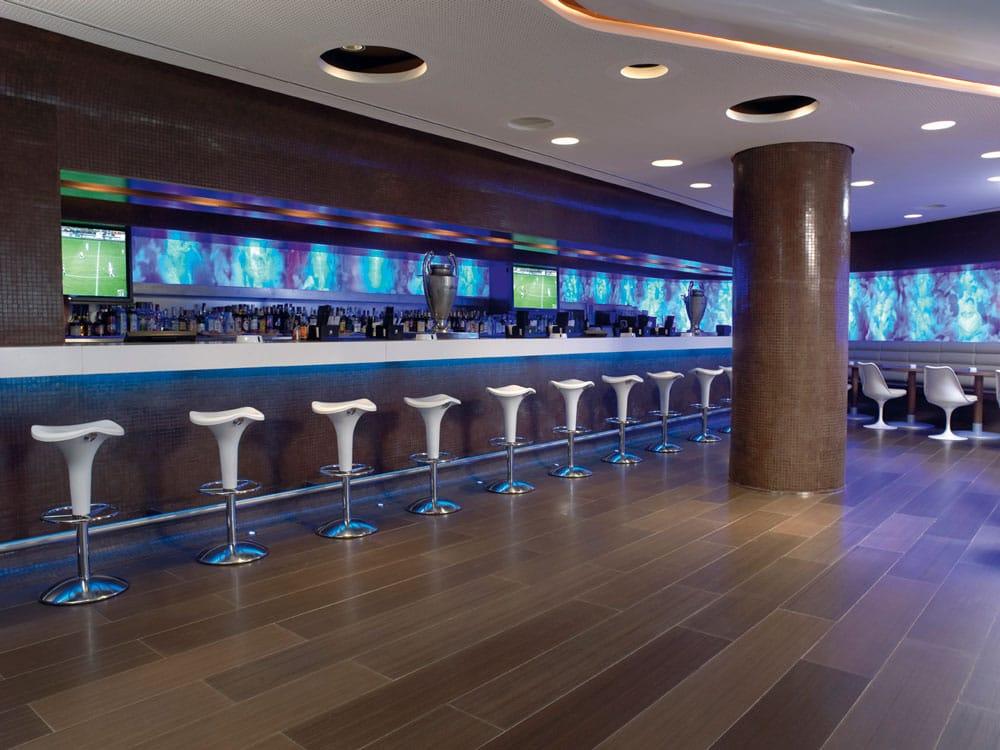 Mármol - Real Café Bernabéu - Marble