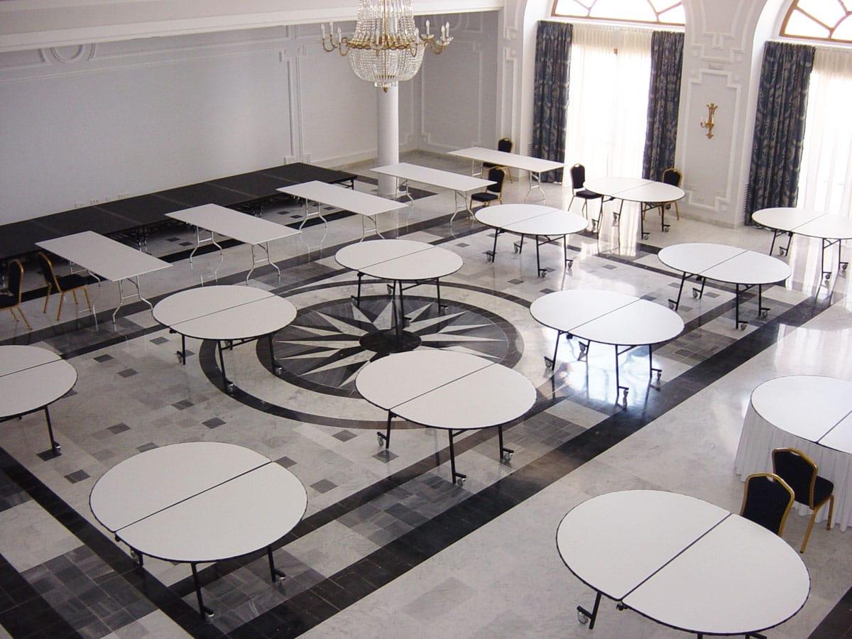 Macael White marble - Beatriz Palace - Mármol Blanco Macael