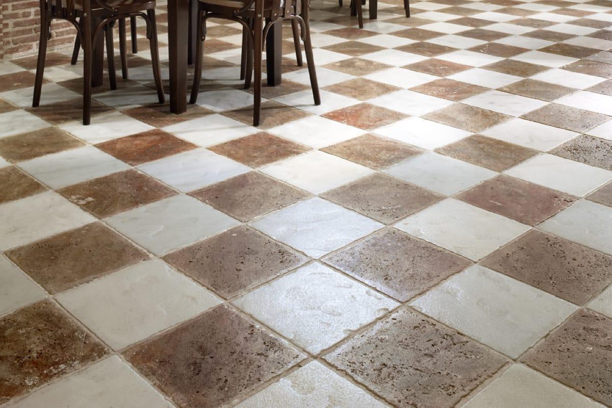 Macael White marble - Alicante Red marble - Beatriz Palace - Mármol Rojo Alicante - Mármol Blanco Macael