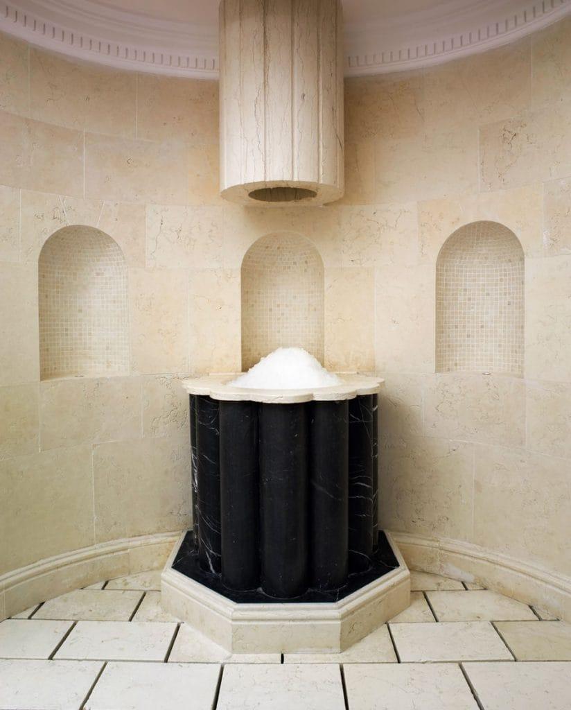 Mármol en el sector hotelero - Villa Padierna Palace - Marble in hospitality sector