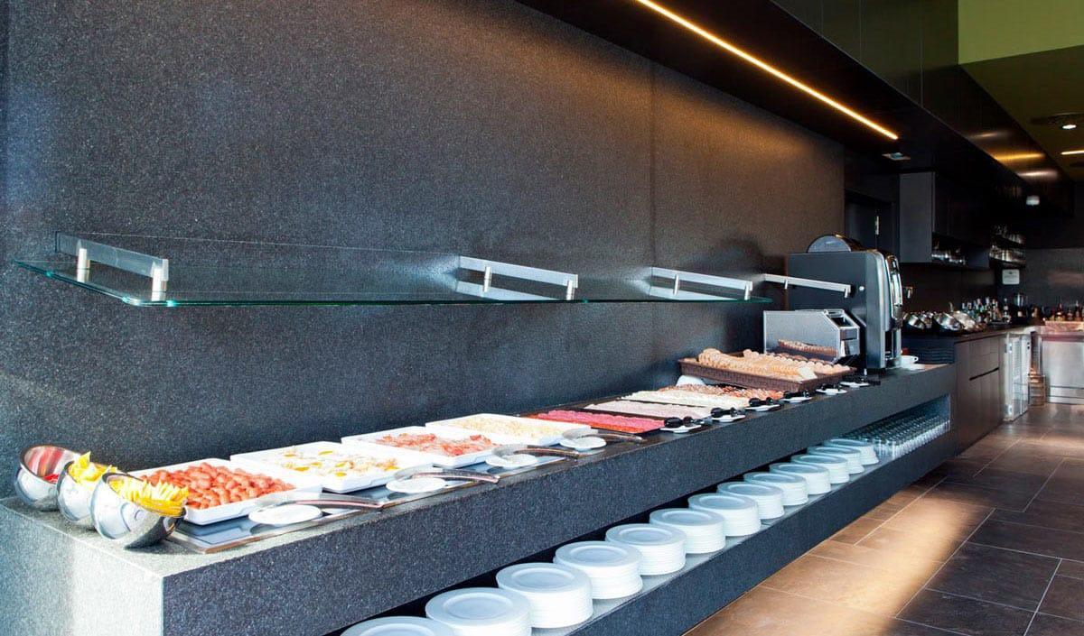 Restaurante - Restaurant - - SB Plaza Europa - Kafe Neo