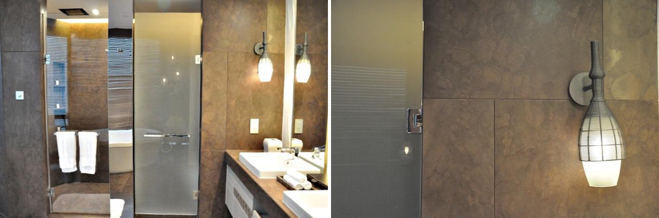 Hyatt Regency Suzhou - Kafe Neo - Baños - Bathroom - Marble 5