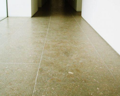 Suelo de piedra caliza Gris Osiris - Osiris Grey limestone floor