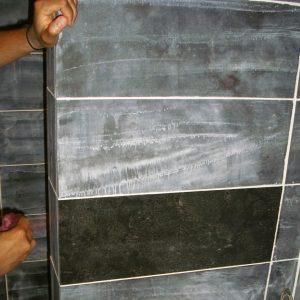 Reparación de mármol - Marble reparation 2