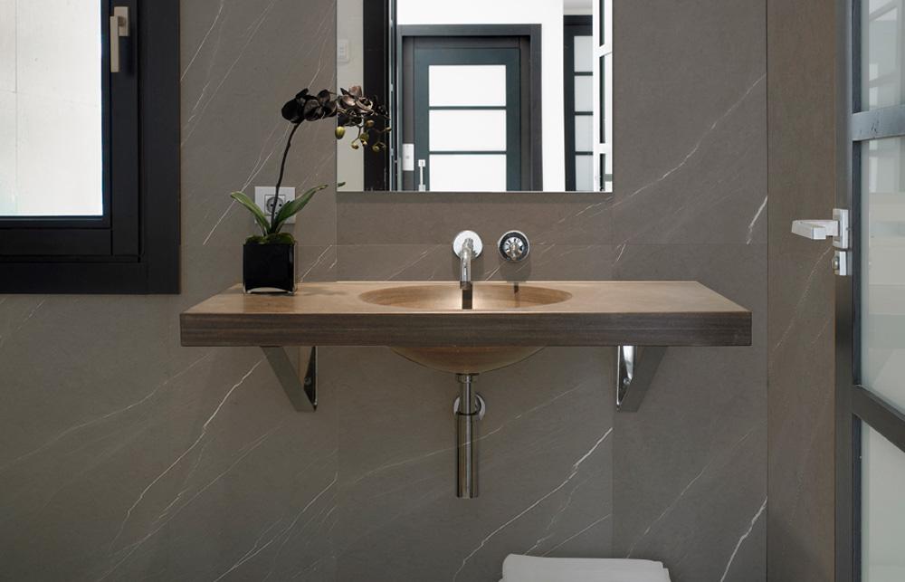 Baño - Pietra Grey - Bathroom