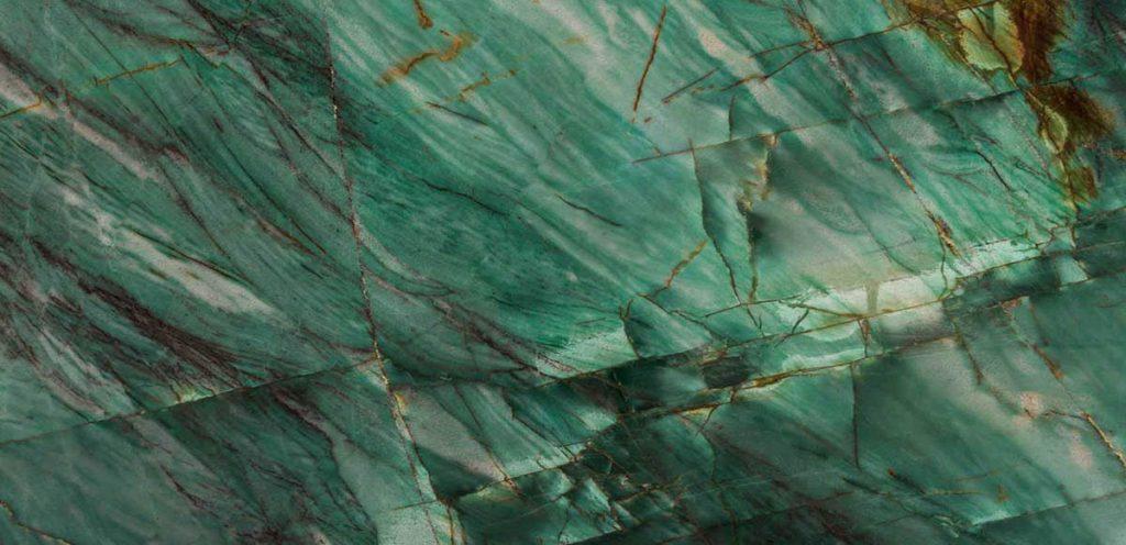 Detalle - Botanic Green - Close up