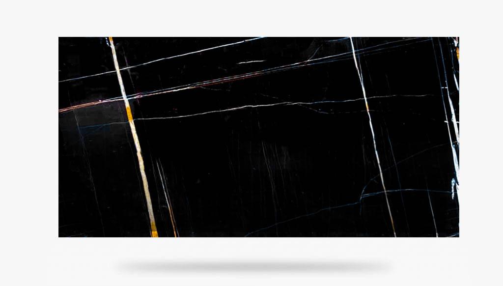 Tabla - Black Mirage - Slab