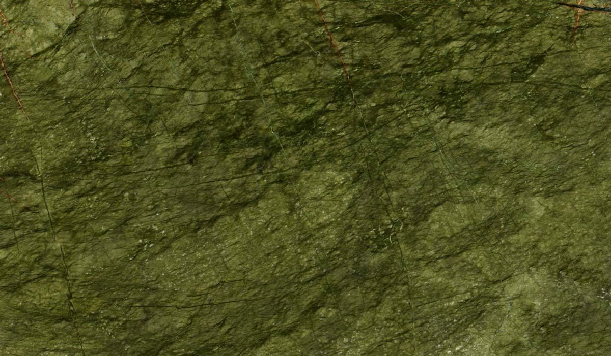 Close up - Verde Ming Green - Detalle