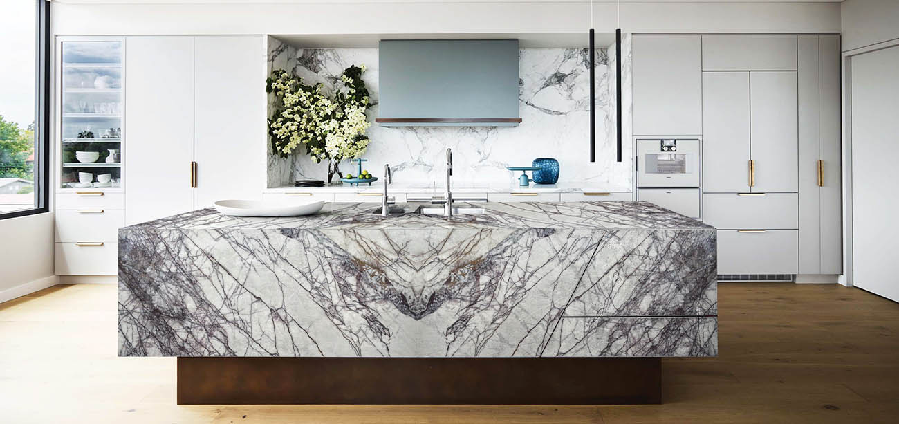 Encimera mármol - Lilac - Marble countertop