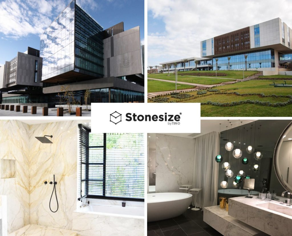 Web Stonesize by TINO® - Projects