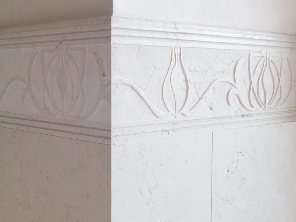 Caliza Blanca - Perlino - White limestone