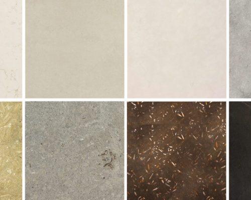 Tipos de piedra caliza - Types of limestone