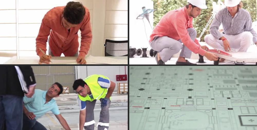 Equipo 360 - Ingeniería de piedra para fachadas