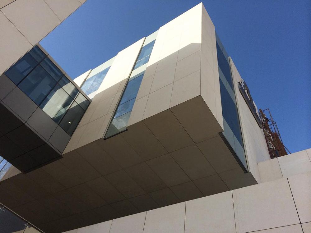Tipologías de fachada - Ingeniería de piedra para fachadas