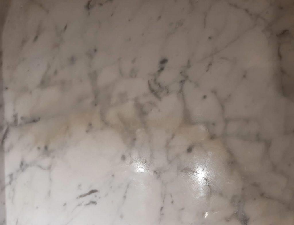 Solución para la oxidación del mármol - Solution for marble oxidation