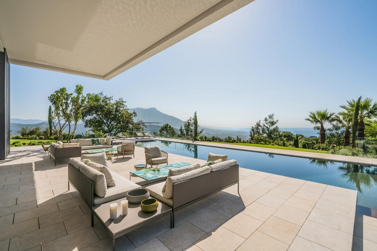 Piscina - Villa Cullinan - Swimming pool
