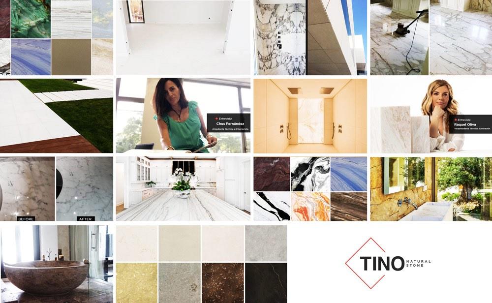 El blog de mármol y piedra natural de TINO durante 2020