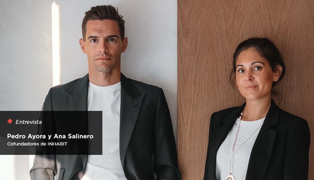 Entrevista - Pedro Ayora - Ana Salinero- Interview - Inhabit