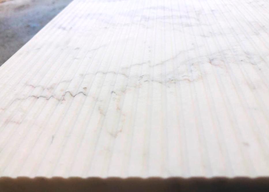 Textura Bamboo de mármol acanalado - Bamboo ribbed marble texture