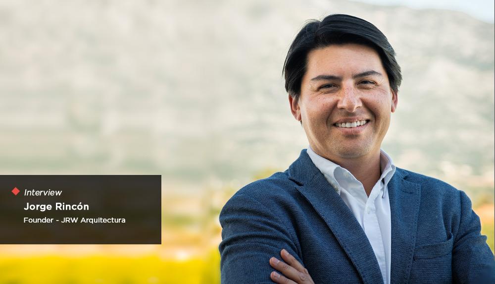 Entrevista Jorge Rincón